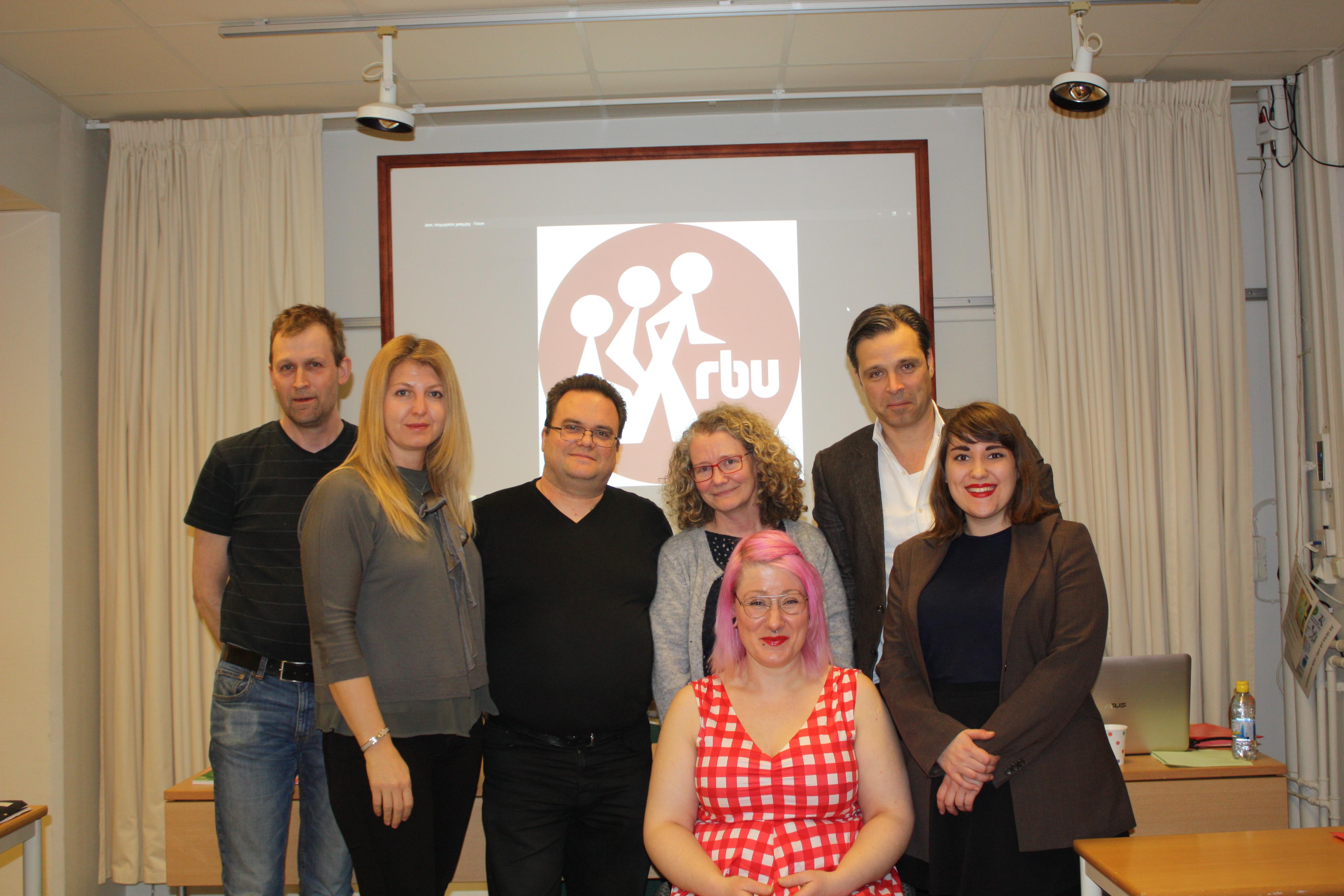 RBU Stockholms styrelse 2017